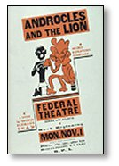 federal theater project materials